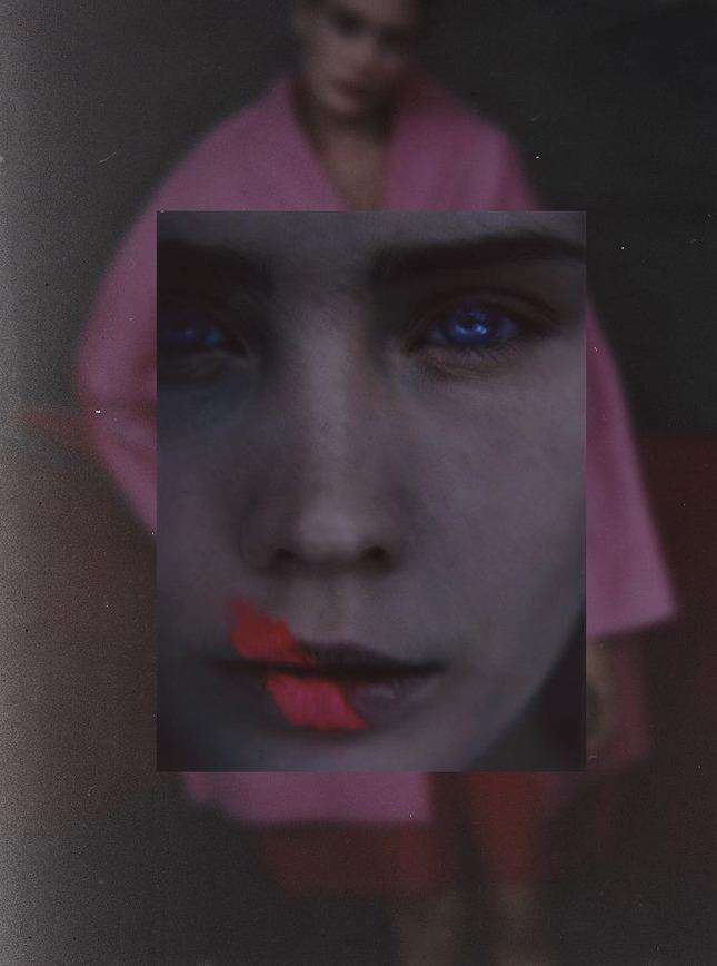 Nars х Sarah Moon коллекция макияжа фото