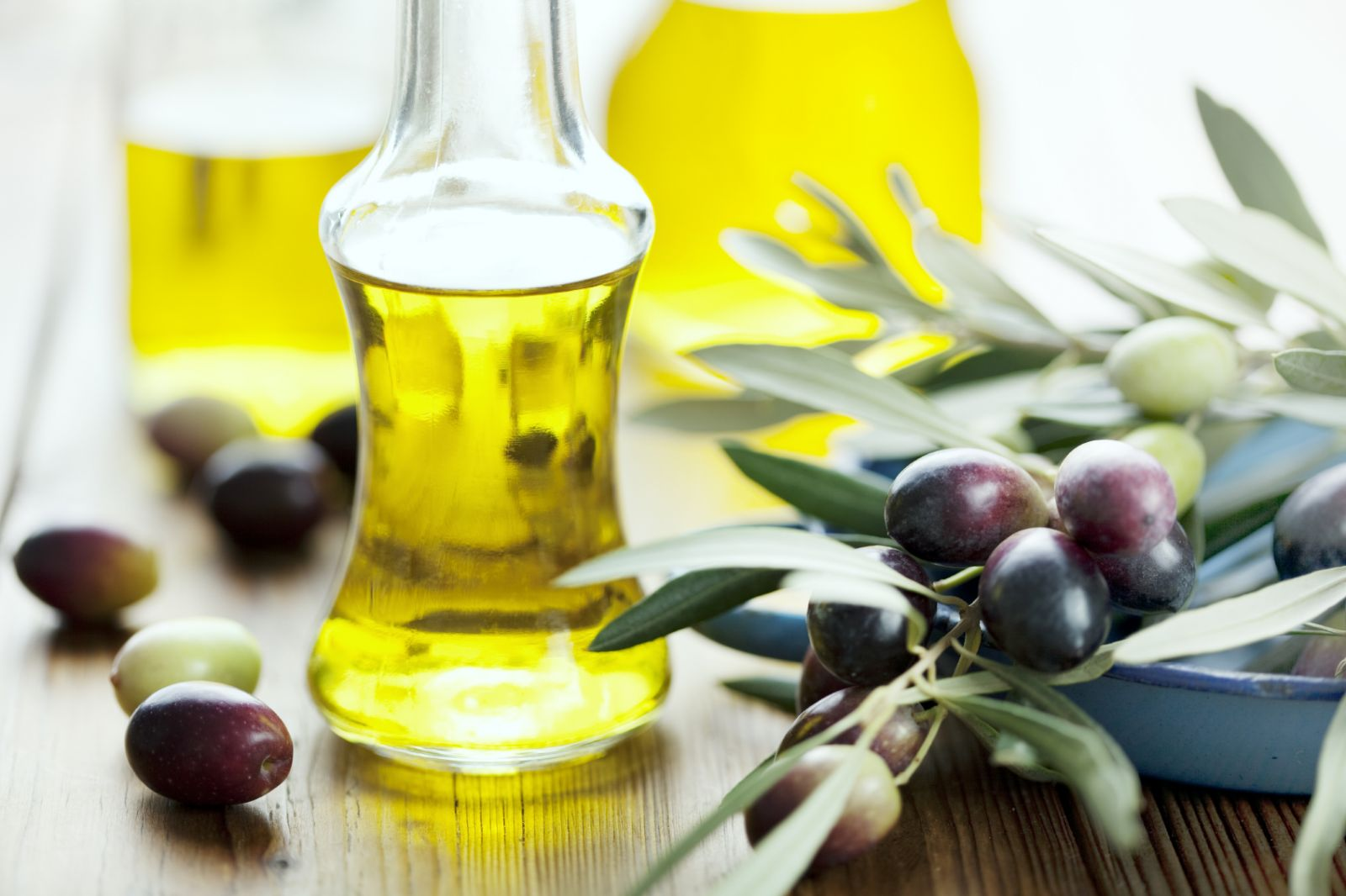 Эксклюзив! Оливковое масло, мед, anti-age уход и другие секреты красоты греческих женщин