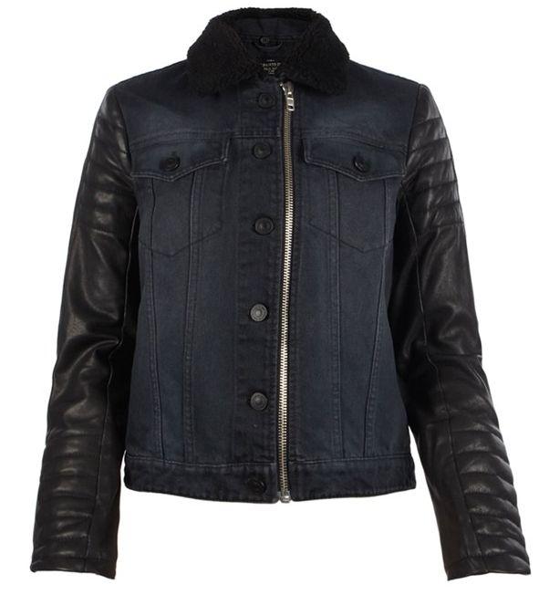 Кожаный куртка 2012