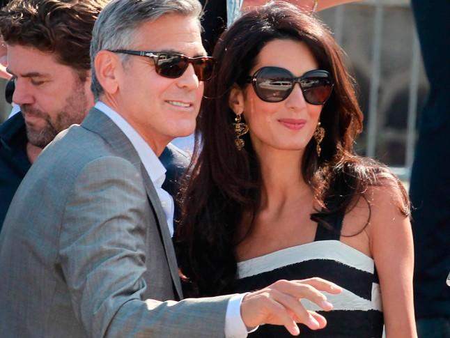 8 неизвестных фактов о красавице-супруге Джорджа Клуни