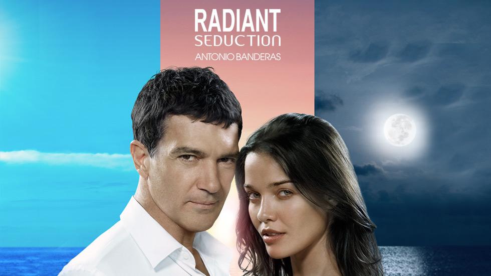 От Антонио с любовью: коллекция ярких ароматов Radiant Seduction от Antonio Banderas