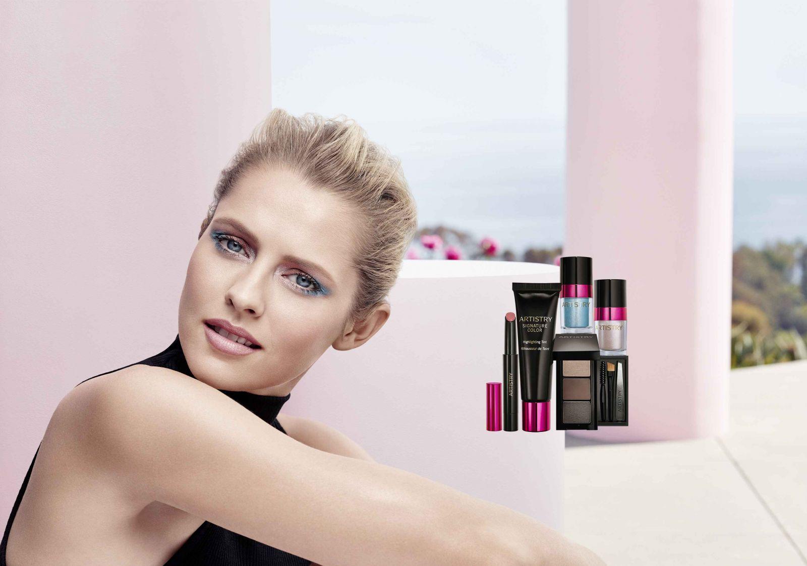 классический макияж для девушки
