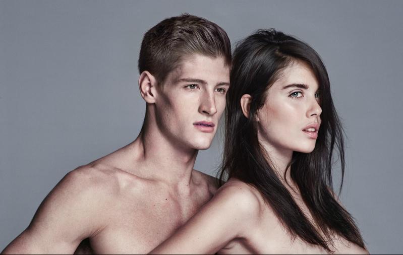 бренд Balmain Hair представили трендбук сезона осень-зима 2015