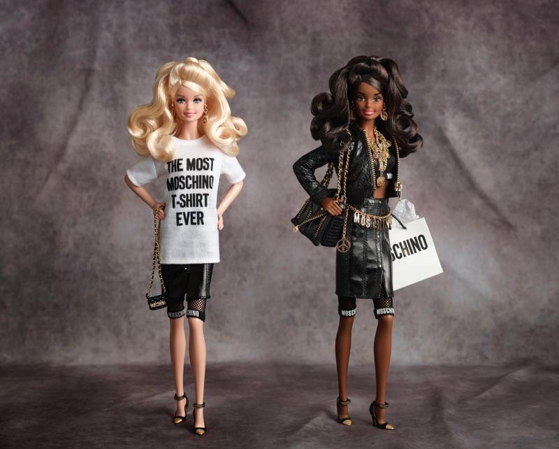 Поиграем? Джереми Скотт одел куклу Барби в эксцентричные наряды