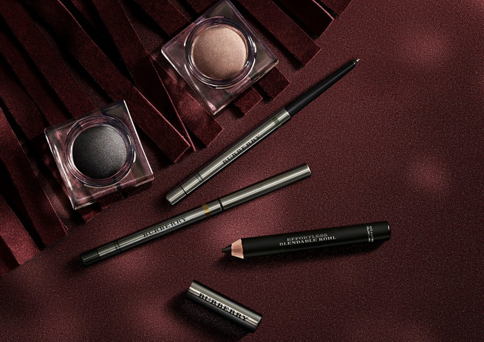 Коллекция макияжа Burberry Makeup Collection осень-зима 2015