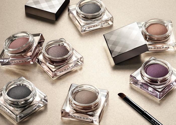 Кремовые тени для век Burberry Eye Colour Cream в 8 оттенках: