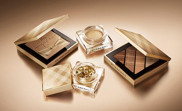 Burberry представил потрясающую коллекцию праздничного макияжа (ФОТО)