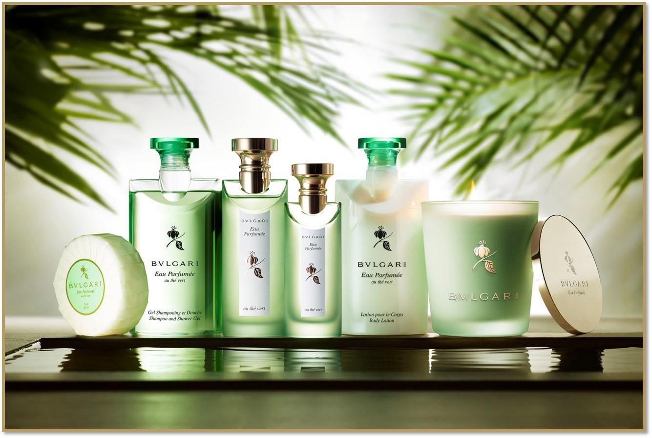 Благородный чай: роскошная кельнская коллекция ароматов Bvlgari Eau Parfumee