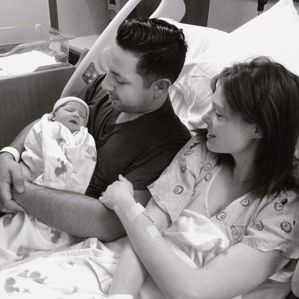 Новая жизнь: топ-модель Коко Роша стала мамой и показала дочь