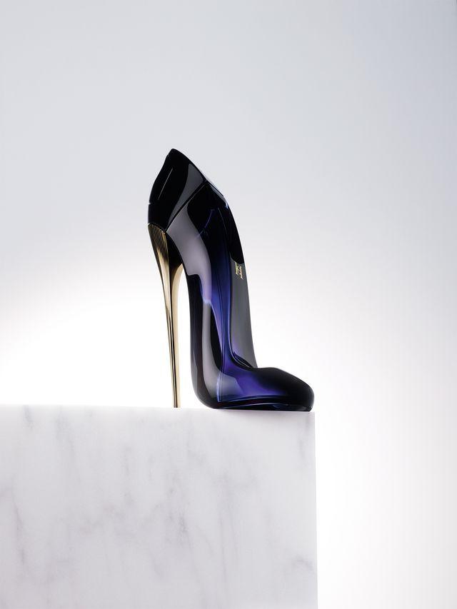 hИзвестная американская супермодель Карли Клосс стала лицом нового аромата Good Girl от Carolina Herrera