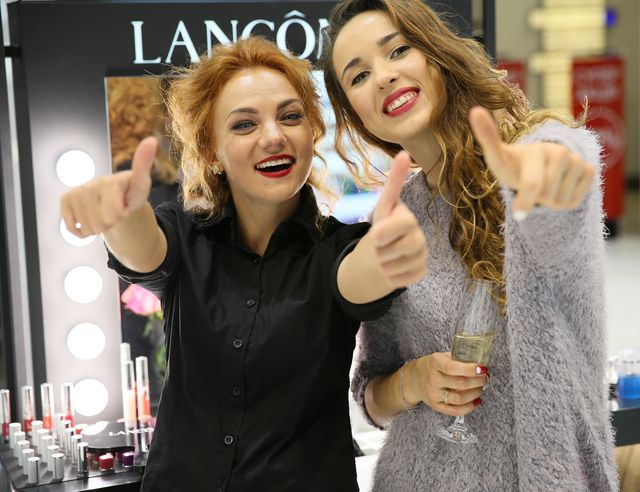 """Настроение """"Новый год"""": роковой макияж с новой коллекцией Lancome"""