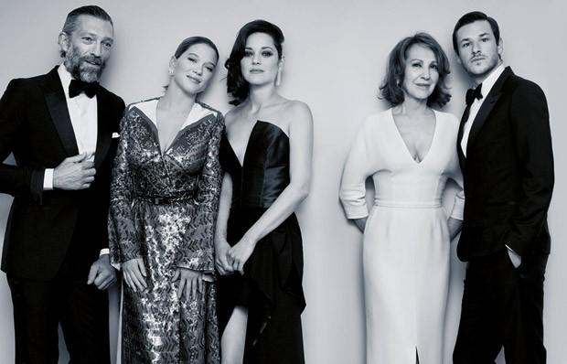 Звездопад: все главные знаменитости Каннского фестиваля 2016 в съемке для Madame Figaro
