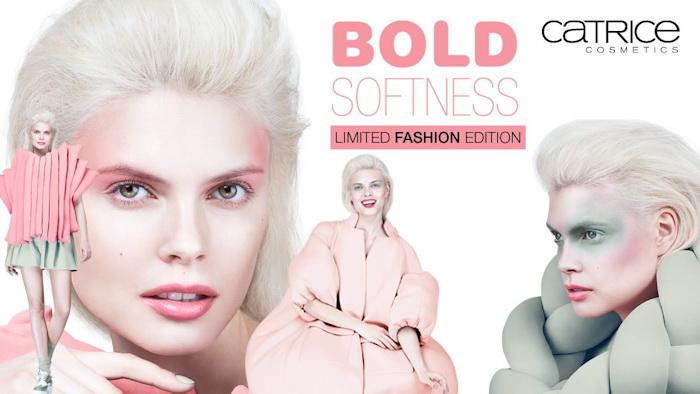 Мятный леденец: весенняя косметическая коллекция Bold Softness от Catrice