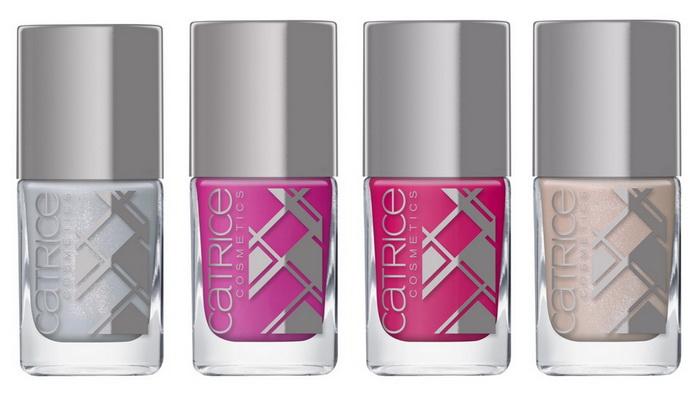 Между летом и весною: новая коллекция средств для макияжа и маникюра Catrice Graphic Grace