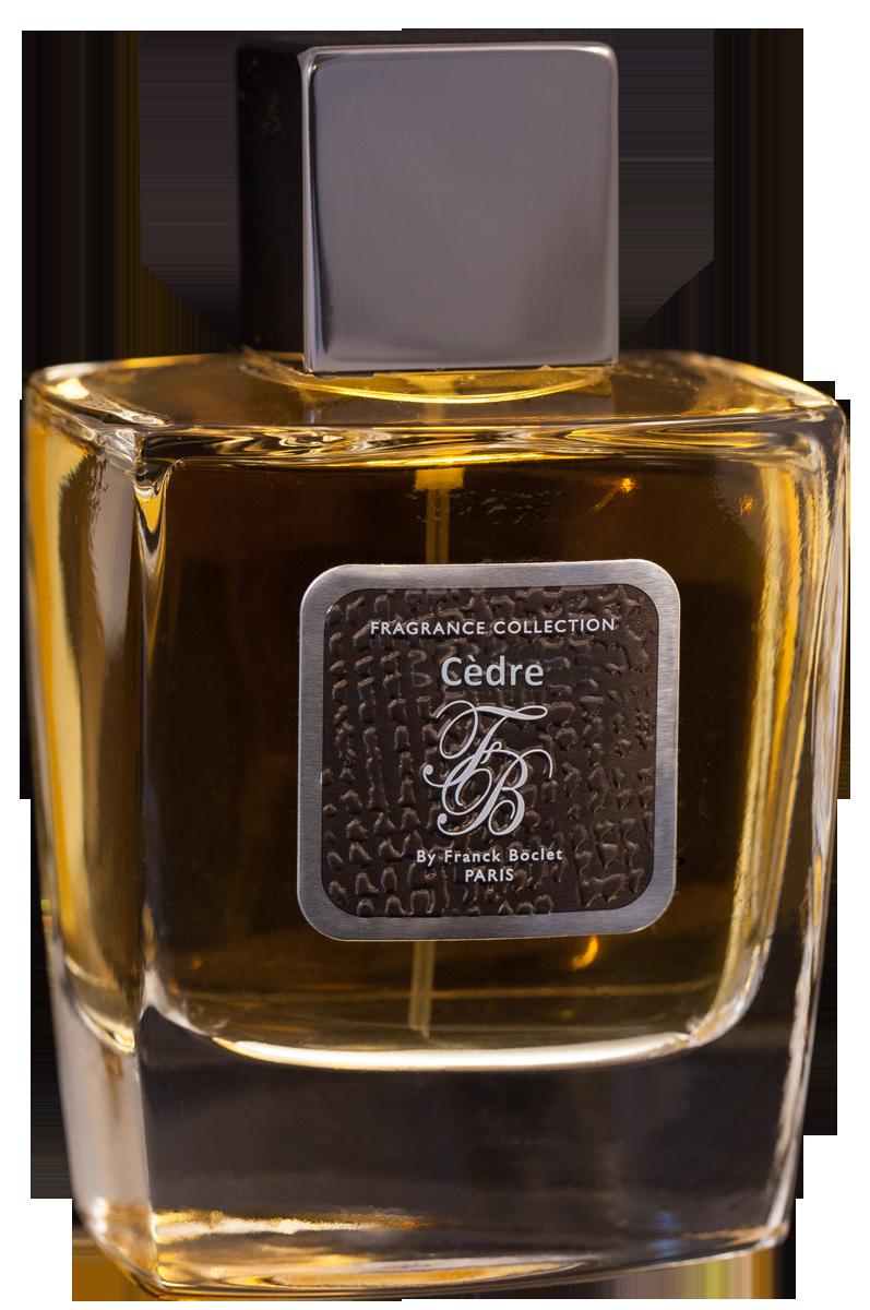 Новые ароматы в коллекции нишевой парфюмерии FranckBoclet