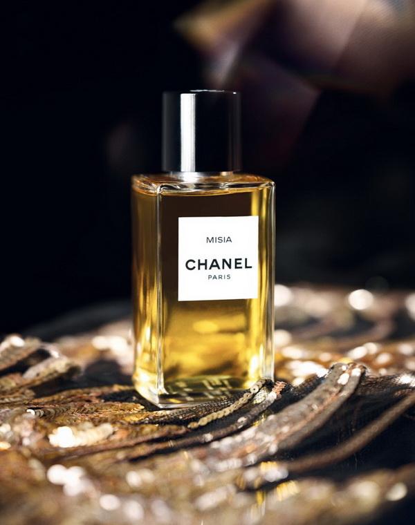 Аромат Les Exclusifs de Chanel Misia
