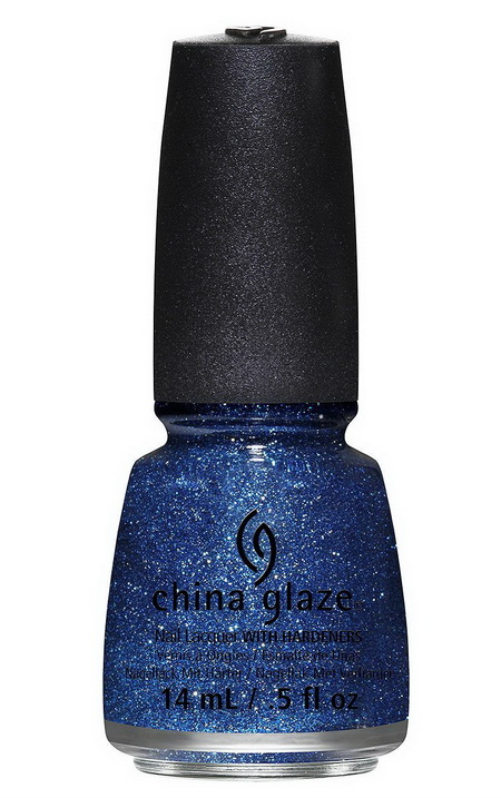 China Glaze Twinkle Collection Holiday 2014