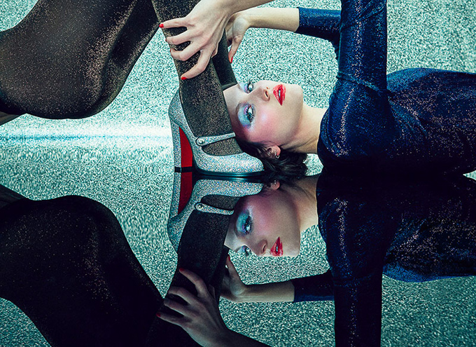 Back to 70th: новая коллекция Christian Louboutin в стиле глэм-рок покоряет с первого взгляда (ФОТО)