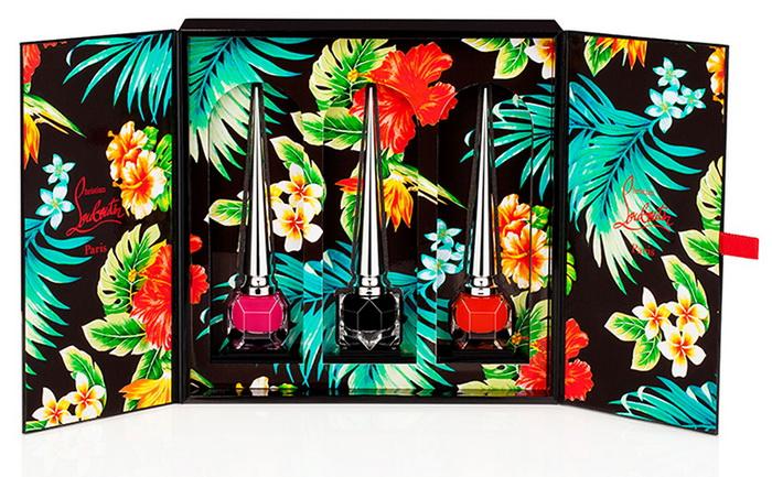 Гонцы весны: сразу две весенние коллекции лаков Hawaii Kawaii от Christian Louboutin