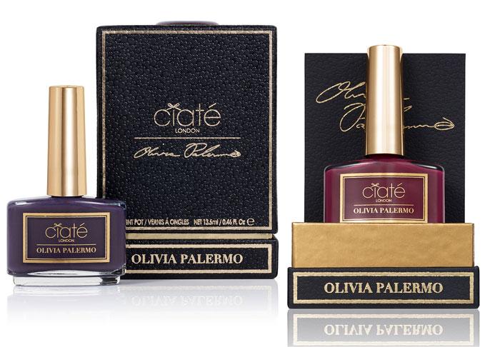 Королева осени: It-girl Оливия Палермо создала коллекцию макияжа для Ciate