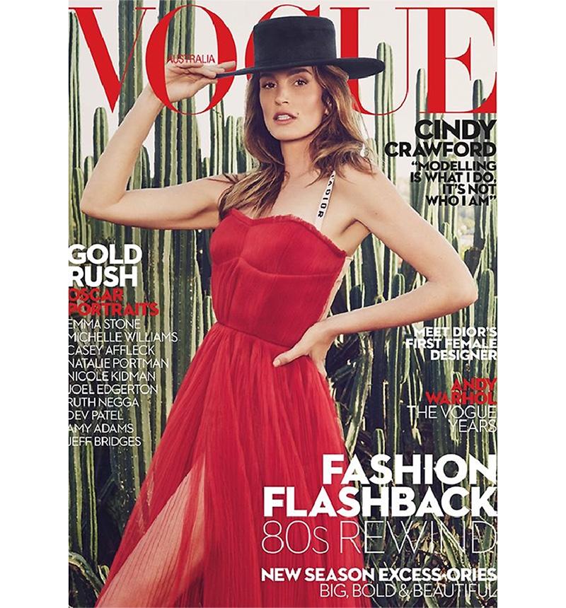 Как девочка: Невероятная Синди Кроуфорд появилась на обложке журнала Vogue Синди Кроуфорд фото, Синди Кроуфорд