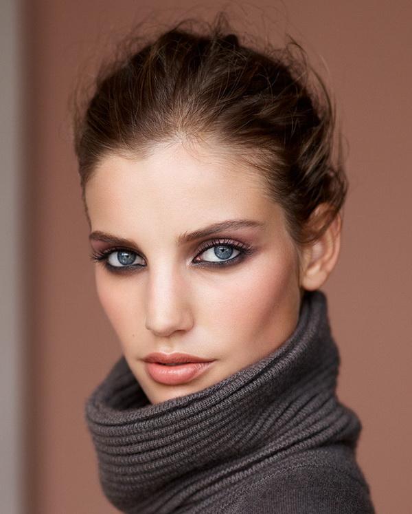 макияж осень 2014 фото