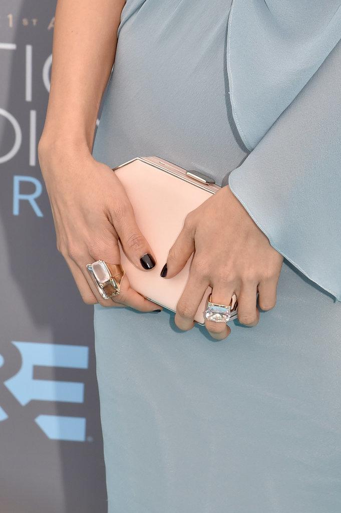 Критики одобряют: маникюр актрис с красной дорожки церемонии Critics Choice Awards 2016