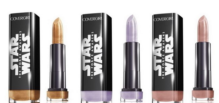 Губная помада Covergirl Star Wars Lipstick