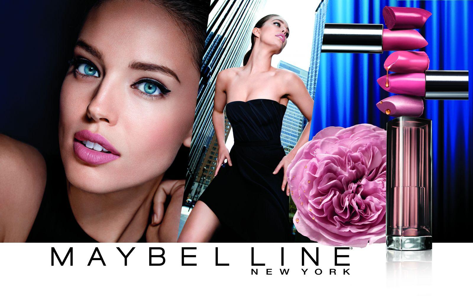 Maybelline губные помады Color Sensational Blushed Nudes