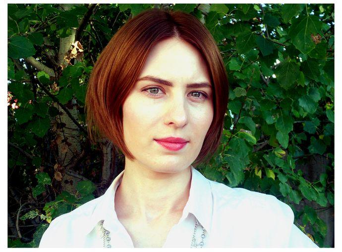 Блогер Beauty.ua и автор блога makeubeauty.livejournal.com Анна Пономаренко