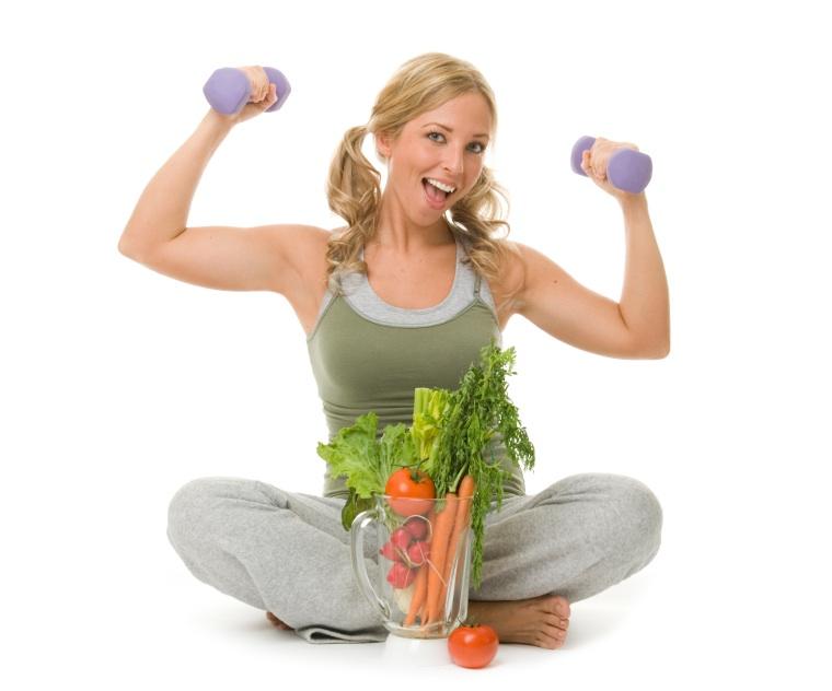 Цель поставлена: диета, которая поможет похудеть на 5 кг за месяц