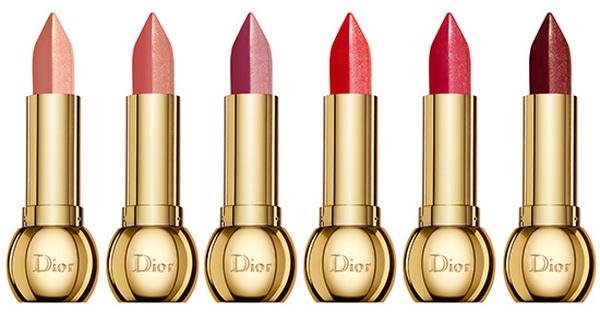 Золотой шок: рождественская коллекция макияжа Dior