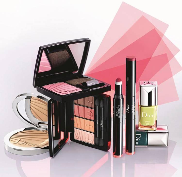 Какой будет весенняя коллекция макияжа от Dior (ФОТО)
