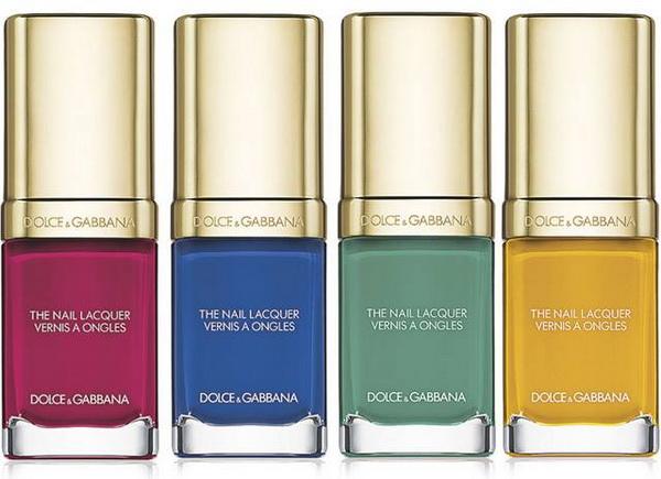 Сладкая леди: весенняя коллекция макияжа от Dolce Gabbana
