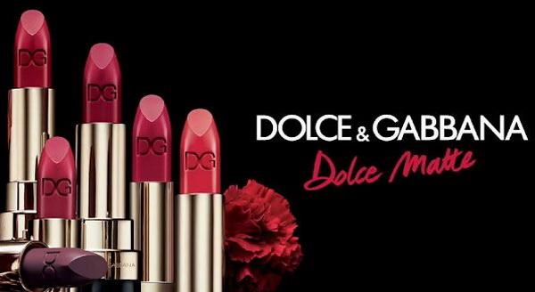 Матовые губки - тренд весны 2015 от Dolce Gabbana