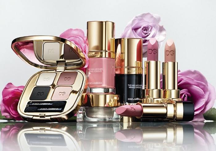 Майская роза: Dolce and Gabbana выпустили новую, весеннюю коллекцию косметики Rosa Look