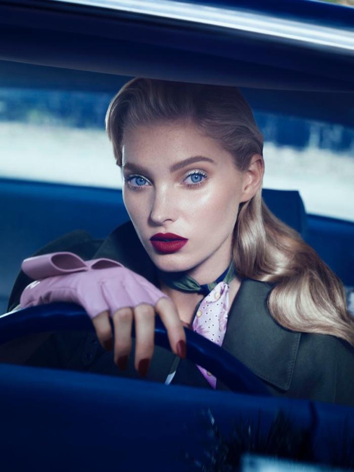 Ангелов много не бывает: Эльза Хоск в новой фотосессии для Vogue эльза хоск