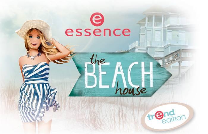 Все на пляж! Новая коллекция макияжа лето 2016 The Beach House от Essence