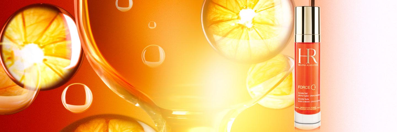 Апельсин: новый флюид Force C от Helena Rubinstein, богатый витамином С