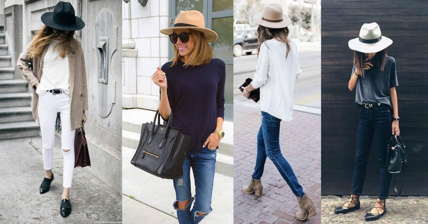 Советы стилиста: Как и с чем носить шляпы (ФОТО)