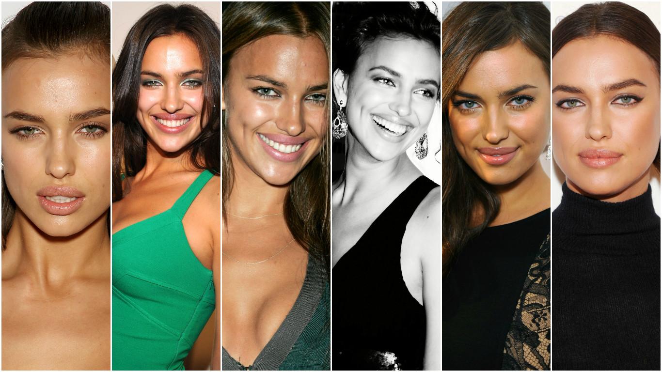 Вспомнить все: beauty-эволюция Ирины Шейк с 2008 года до сегодняшнего дня