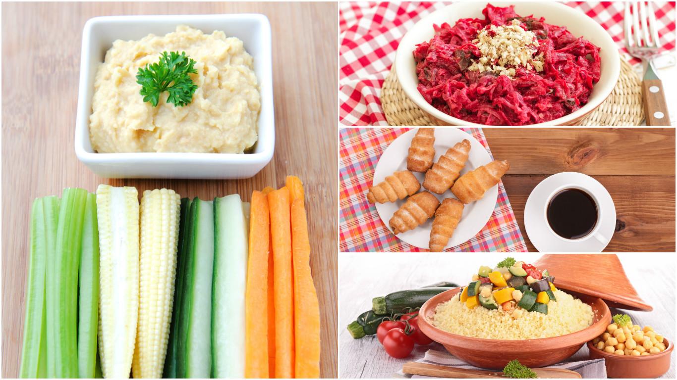 Постно и вкусно: меню из 4 блюд для тех кто постится