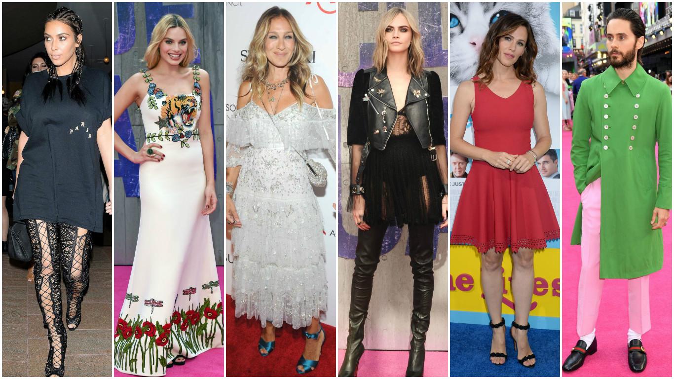 Самые стильные звезды недели: Ани Лорак, Ким Кардашьян, Сара Джессика Паркер и другие