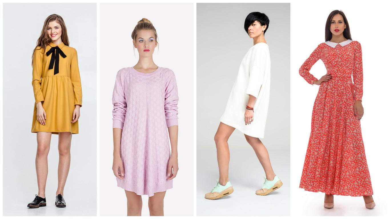 Наше родненькое: 8 женственных платьев от украинских брендов на 8 марта фото