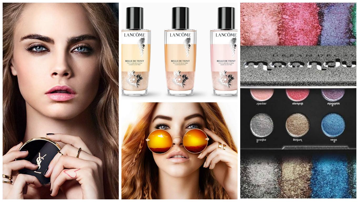 Что нового: кушн от YSL, серия для гиперчувствительной кожи от Weleda, помады Shiseido, летняя коллекция макияжа Lancome