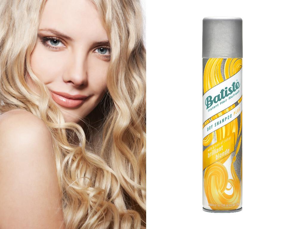 Решение: Batiste представили сухие шампуни для блондинок и брюнеток