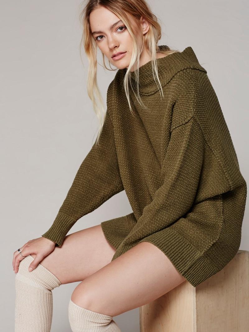 Комфортный переход: 10 стильных свитеров для повседневного стиля осенью (ФОТО)
