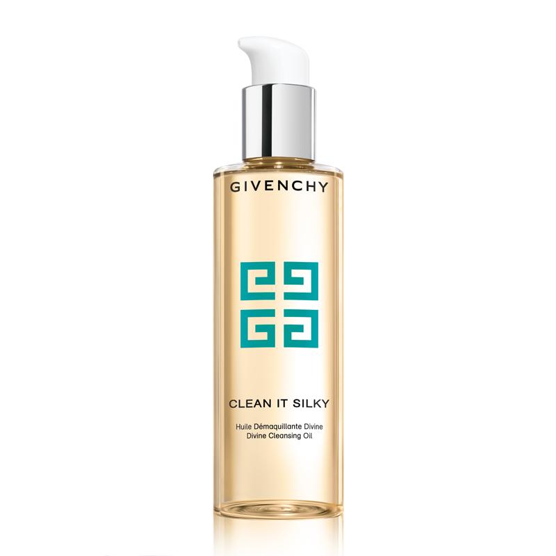 Масло для снятия макияжа с лица и глаз Clean It Silky от Givenchy, 702 грн
