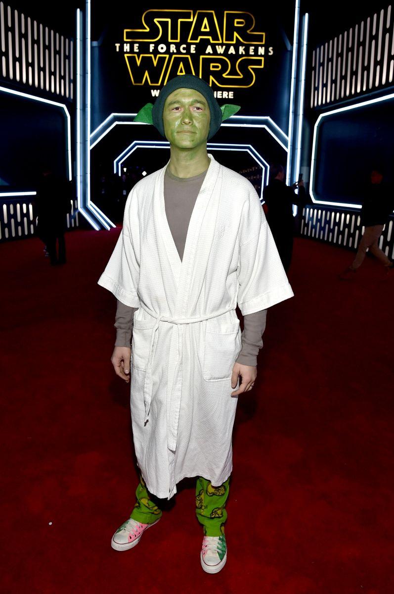 """Выход в свет: гости премьеры """"Звездные войны: Пробуждение силы"""" в Лондоне"""