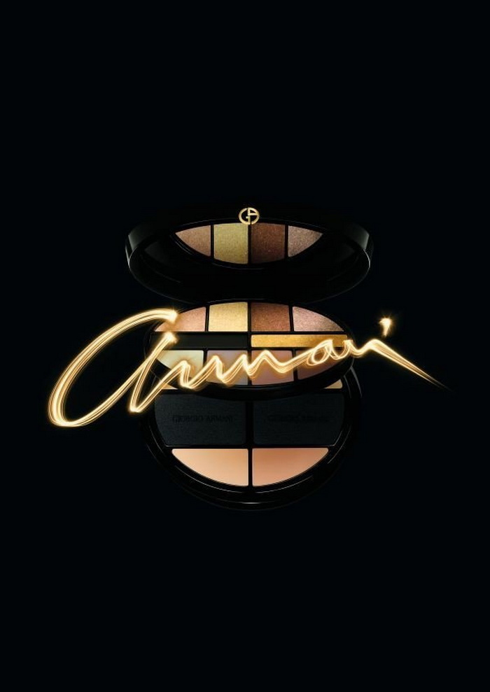 Giorgio Armani представил роскошную коллекцию косметики (ФОТО)